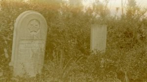 Waynesborough Churchill-Cogdell cemetery 1920s