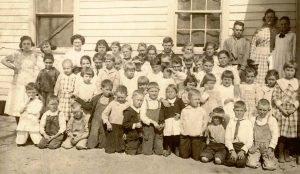 Roberts School class 1921
