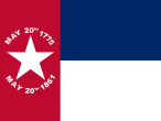 NC Civil War flag